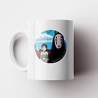 Чашка Унесённые призраками №6. Аниме, фото 1