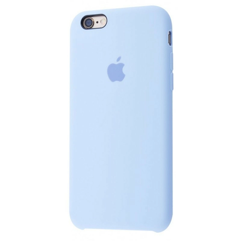 Чехол Silicone Case (Premium) для iPhone 6 plus / 6s plus Lilac