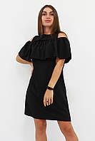 S, M, L | Молодіжне повсякденне плаття Lola, чорний