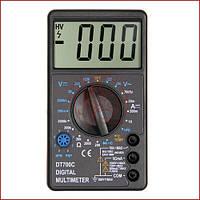 Мультиметр универсальный Digital DT-700C (со звуком + температура)
