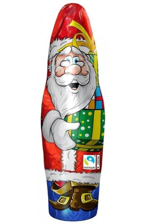Шоколадный Санта Клаус (Дед Мороз) фигурка Only, 60г/1шт.