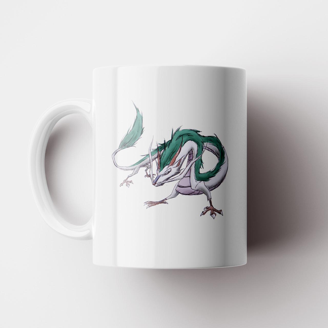 Чашка Унесённые призраками №8. Аниме