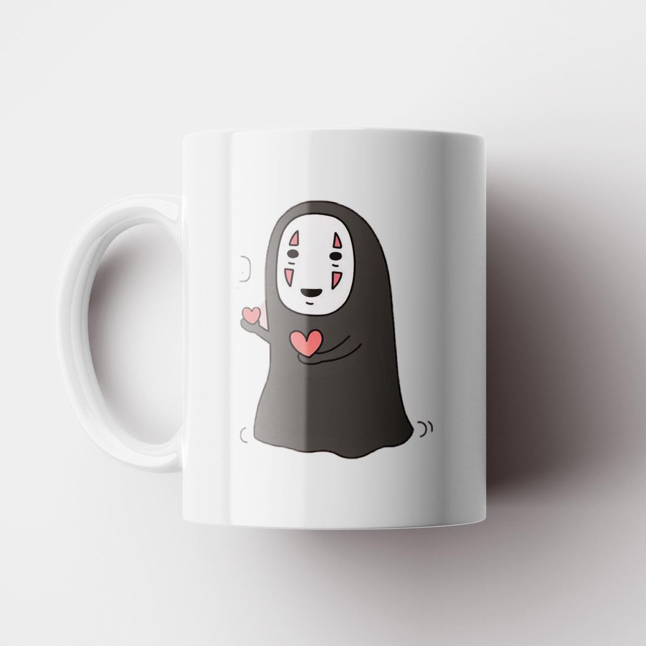 Чашка Унесённые призраками №9. Аниме