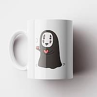 Чашка Унесённые призраками №9. Аниме, фото 1
