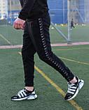 Мужской утепленный спортивный костюм Nike, на флисе, худи - штаны весна/осень/зима, фото 2