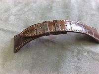 Ремешок из Крокодила для часов Frederique Constant, фото 1