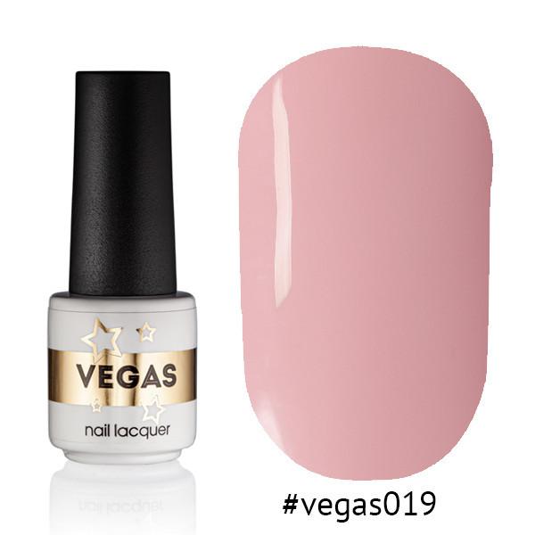 Гель лак №019  Vegas 6 мл