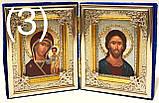 Складення оксамит Л (6х9) з прикрасами., фото 3