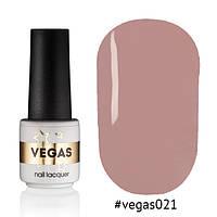 Гель лак №021  Vegas 6 мл