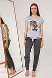 Піжама з довгими штанами Nikoletta 60031, фото 2