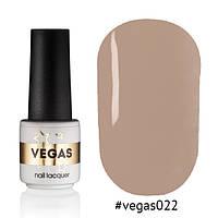 Гель лак №022  Vegas 6 мл