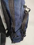 Барсетка OFF WHITE слинг на грудь сумка спортивные Оксфорд ткань1000D качества для через плечо ОПТ, фото 6