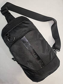 Барсетка OFF WHITE слинг на грудь сумка спортивные Оксфорд ткань1000D качества для через плечо ОПТ