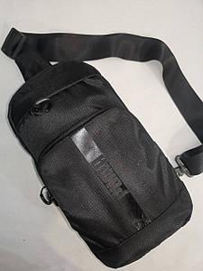 Барсетка PUMA слинг на грудь сумка спортивные Оксфорд ткань1000D качества для через плечо ОПТ
