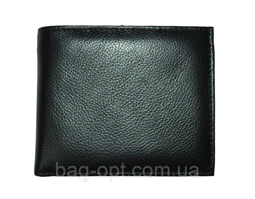 Мужской кошелек из натуральной (9.5x11x2 см)