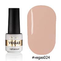Гель лак №024  Vegas 6 мл