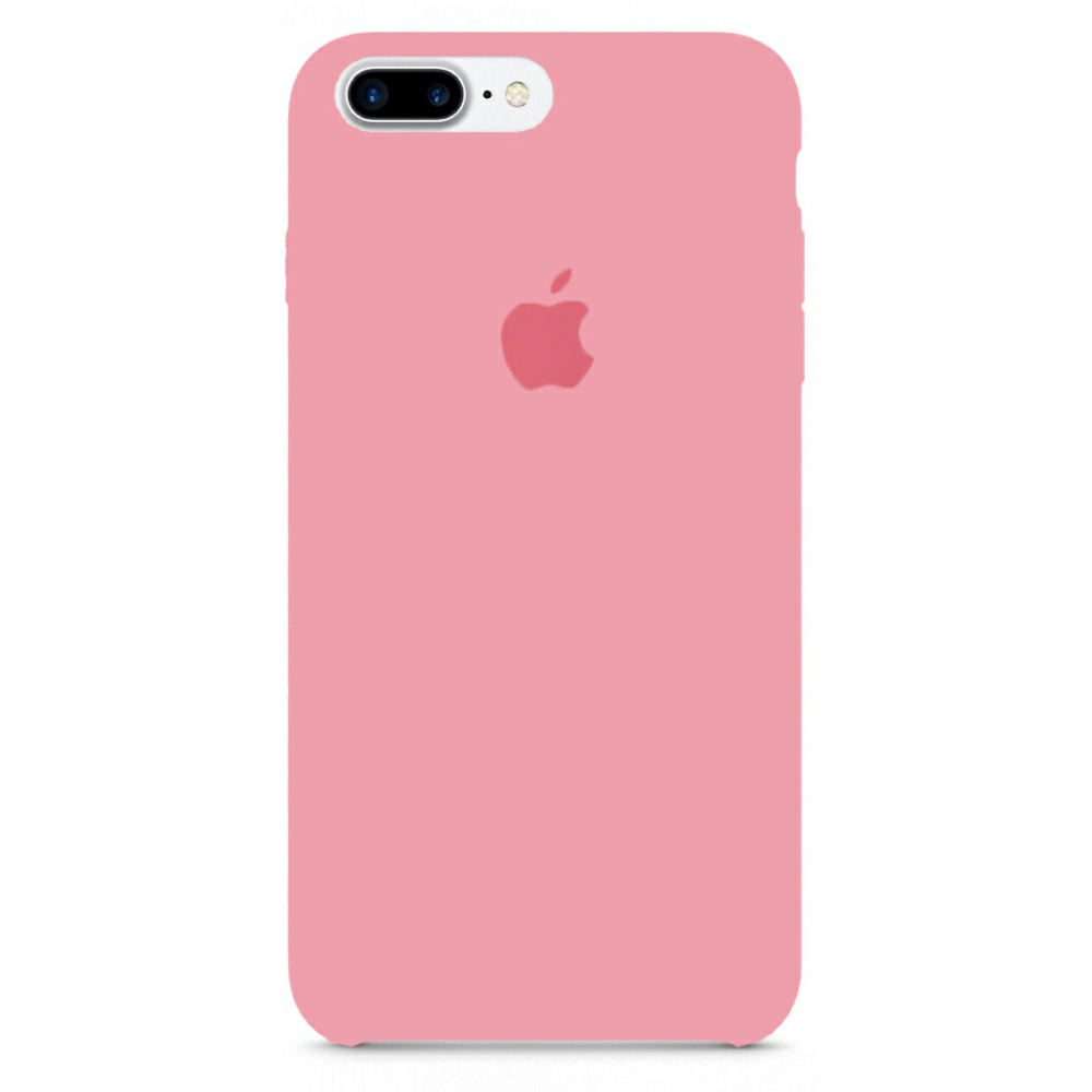 Чохол Silicone Case (Premium) для iPhone 7 Plus / 8 Plus Pink