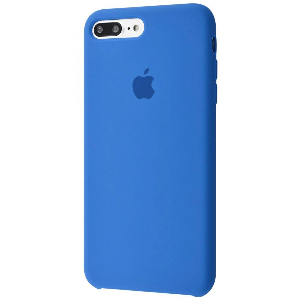 Чохол Silicone Case (Premium) для iPhone 7 Plus / 8 Plus Royal Blue