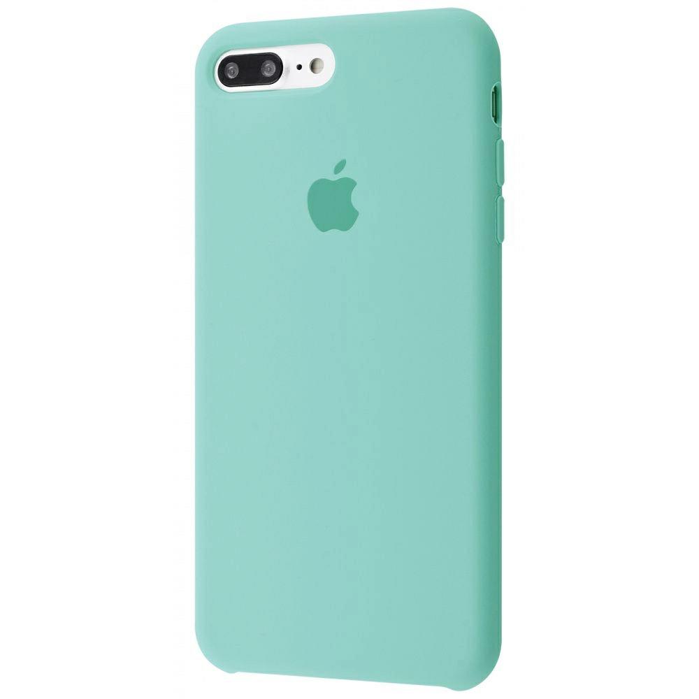 Чохол Silicone Case (Premium) для iPhone 7 Plus / 8 Plus Turqouise
