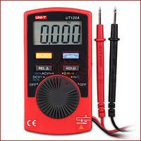 Мультиметр универсальный UNI-T UT-120A автомат (made in EC) (MIE0143) оригинал