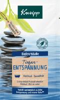 Kneipp Badesalz Tiefenentspannung Сіль для ванн глибоке розслаблення 60 г