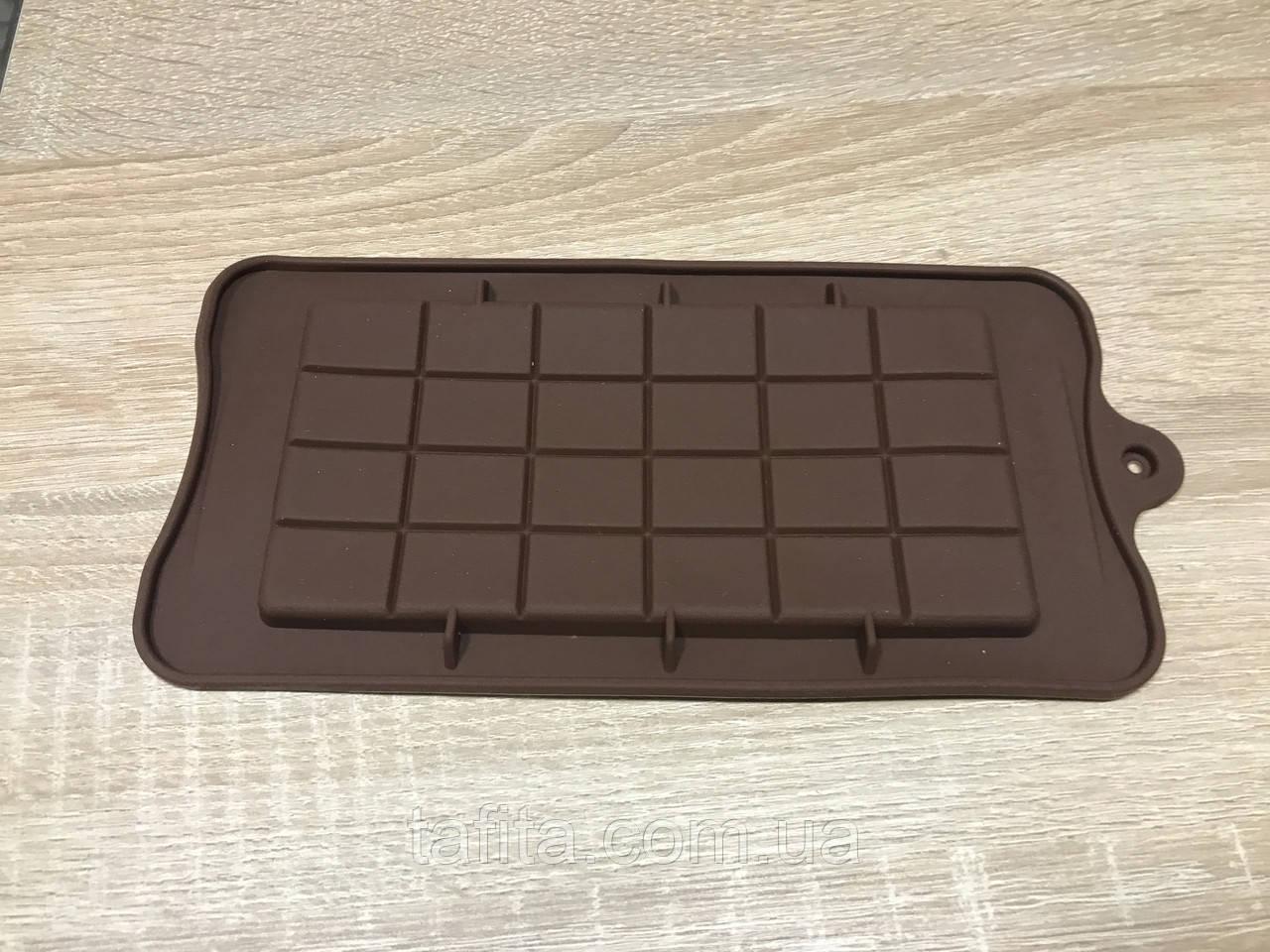 Форма для плитки шоколада