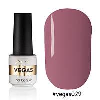 Гель лак №029  Vegas 6 мл