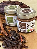 Горіхова паста з шоколадом ОРГАНІЧНА ВЕГАН БЕЗ Лактози Італія