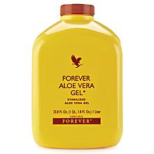"Сок-гель алоэ вера Forever ""Aloe Vera Gel"" (1 литр)"