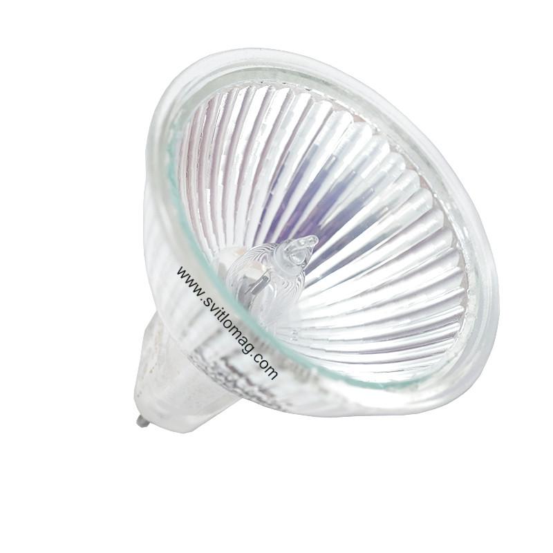 Лампа галогенна з відбивачем 12v - 20w OSRAM 44860 WLP MR16 GU5.3