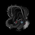 Коляска 3в1 CYBEX CBX Onida Travelsystem + автокресло Shima 0-13 кг Smoky Anthracite, фото 5