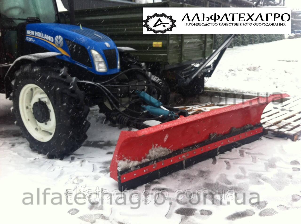 Отвалы снегоуборочные для всех видов техники