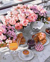 "Набір для розпису ""Ароматный завтрак"" (GX34822)"