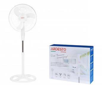Вентилятор Ardesto FN-1608RW белый