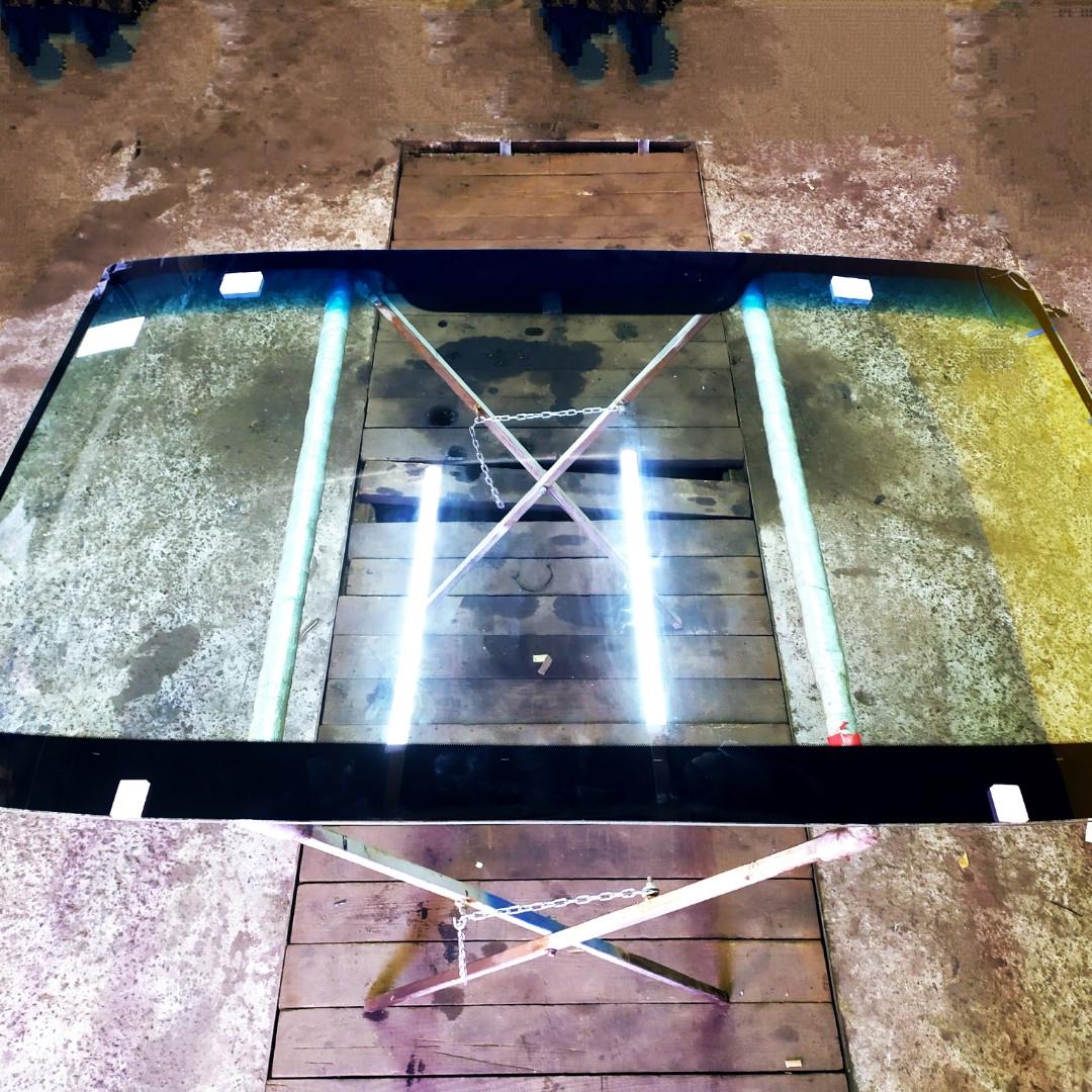 Лобовое стекло для Mercedes Benz (Мерседес) Sprinter (06-)