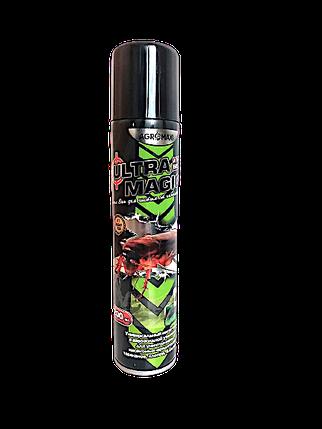 Аэрозоль (Дихлофос) Ультра Магик, 200 мл — без запаха, от тараканов, клопов, мух, фото 2