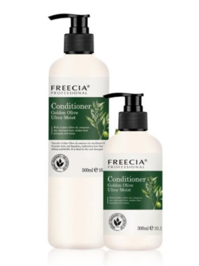 Freecia Golden Olive Ultra-Moist Кондиционер интенсивно увлажняющий для всех типов, 500 мл