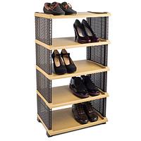 Полиця для взуття на 5 ярусів Tuffex