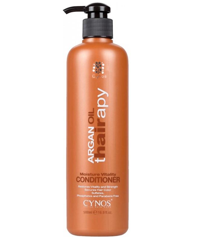Argan oil Кондиционер увлажняющий для волос с маслом аргании Moisture Vitality, 500мл