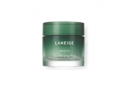 Laneige Cica Sleeping Mask - Ночная маска для проблемной кожи, 60 мл