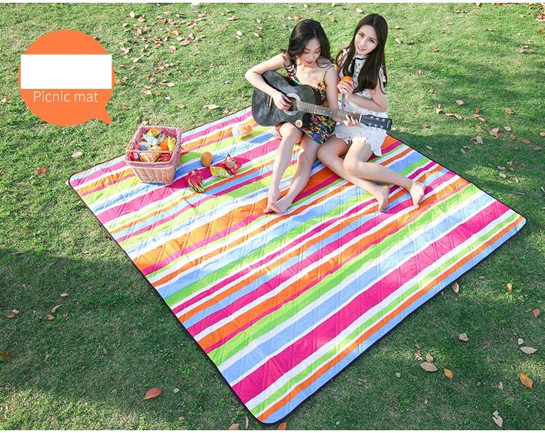 Коврик для пикника и пляжа водонепроницаемий