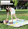 Коврик для пикника и пляжа водонепроницаемий, фото 4
