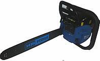 Бензопила ИЖМАШ БП-450Б, 52 см3, 4.3 л.с., шина 405 мм, 2 шины, 2 цепи, бак 0.55 л., праймер, тормоз цепи