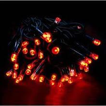 Гирлянда на 500 LED 30м, красная