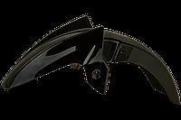CR1S JL200-68A Пластик крыло переднее Loncin - 340310667-0014 чёрное