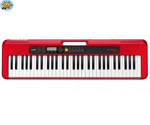 Синтезатор с автоаккомпанементом Casio CT-S200 RDC 61 клавиша