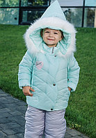 Комбинезон зимний для девочки Милашка