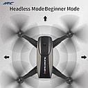 Квадрокоптер JJRC X16 с камерой 4K БК моторы Wi-Fi FPV 23 минут полета 700м, фото 8