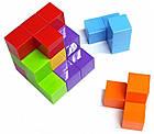 Игрушка головоломка Волшебный магнитный кубик 730B, фото 2