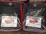 Авточохли на Scoda Fabia 2007-2010 універсал,Шкода Фабіа 2007-2010 універсал, фото 4